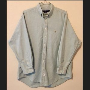 Men's Ralph Lauren Yarmouth LS Dress Shirt 17-34
